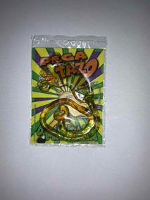 Pega Tazo - O Máskara - Pé Pequeno Verde - Elma Chips
