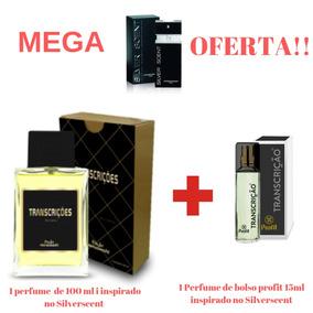 1 Perfume Silverscent Profit 100ml + 1 Mini Perfume 15ml