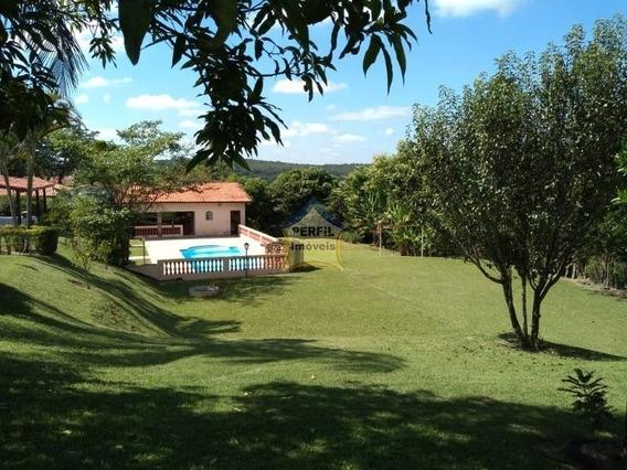 Chácara Em Condomínio Para Venda No Bairro Condomínio Portal Das Colinas, Lote 29, 2 Dorm, 10 Vagas, 300 M, 2000 Mts - 3235