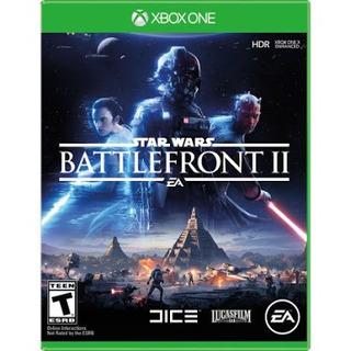 Star Wars Battlefront 2 , The Witcher 3 Xbox One