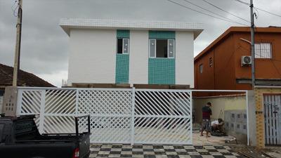 Casa Em São Vicente Bairro Vila Mateo Bei - V71
