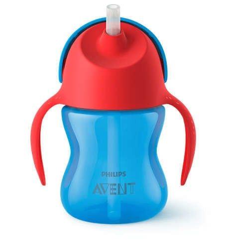 Vaso Straw Cup 200ml Nene Avent Scf 796/01