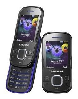 Celular Samsung M2520 Beat Vivo Novo Anatel!nf+garantia!
