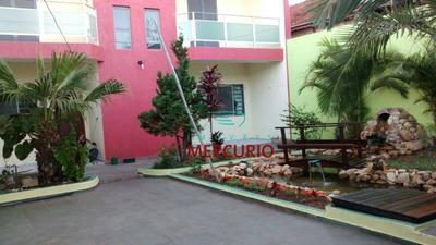 Casa Residencial À Venda, Jardim Bela Vista, Bauru. - Ca2664