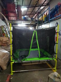 Cama Elastica 2x2 Cuadrada Envio Gratis En Caba