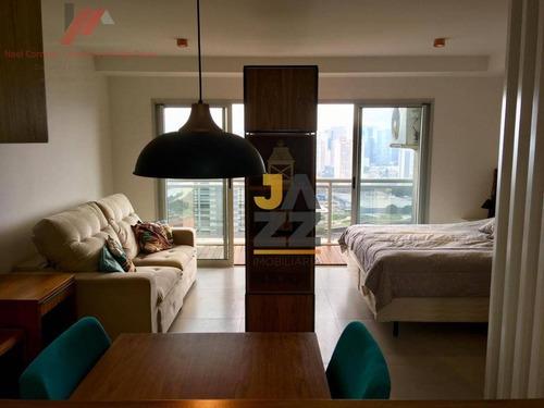 Apartamento Studio Com 44 M², 1 Quarto - Urbanity - Ap6283