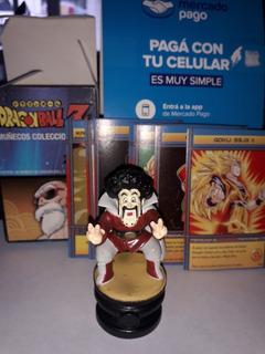 Muñecos Coleccionables Dragón Ball Z + Cartas