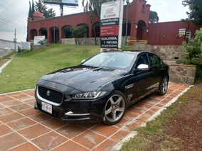 Jaguar Xe 2.0 R-sport 2016, Linea Actual, 4 Clindros Turbo!