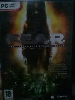 Fear Y Fear Conter Strike Pc Dvd