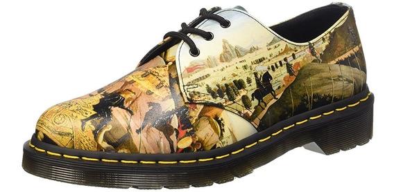 Zapatos Dr Martens Modelo 1461 Para Dama D