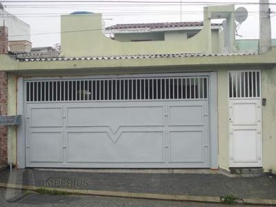 Casa Térrea Com 2 Dormitórios, 2 Vagas Para Vender No Bairro Vila Da Prata Em Mogi Das Cruzes - Imperius Imoveis - 3029