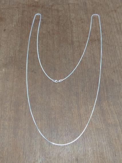 Corrente Veneziana 3.1 80cm Prata 925