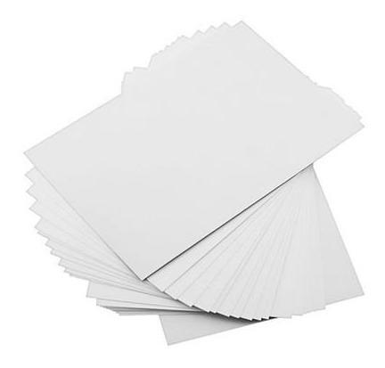 100 Folhas Papel Foto Matte 130g A3 Á Prova D