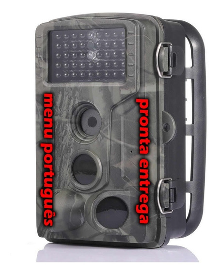 Câmera Trilha Caça Super Visão Noturna Modelo 2020