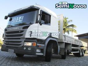 Scania P310 B 8x2 Bitruck
