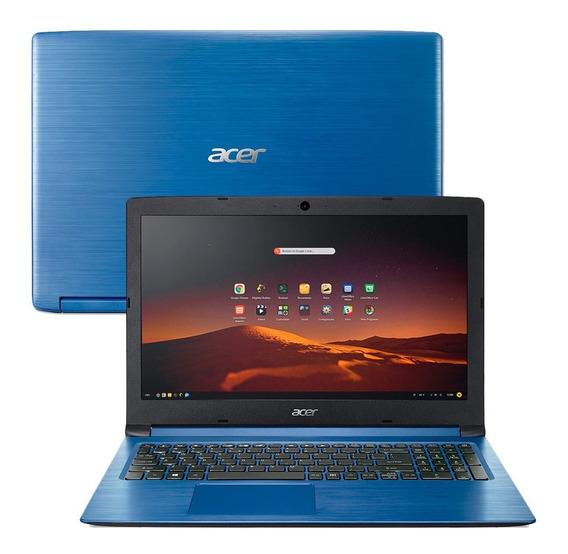 Notebook Acer A315 Intel Core I5 8gb 256ssd+1tb 15,6 Hd