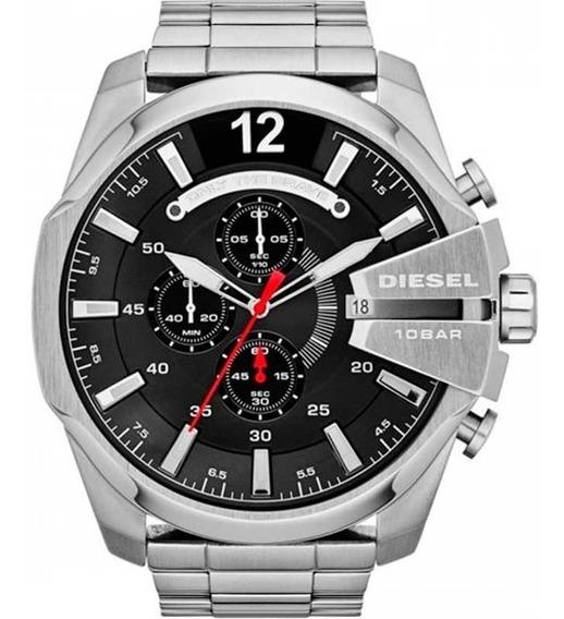 Relógio Diesel Masculino Original Garantia Nota Dz4308/1pn