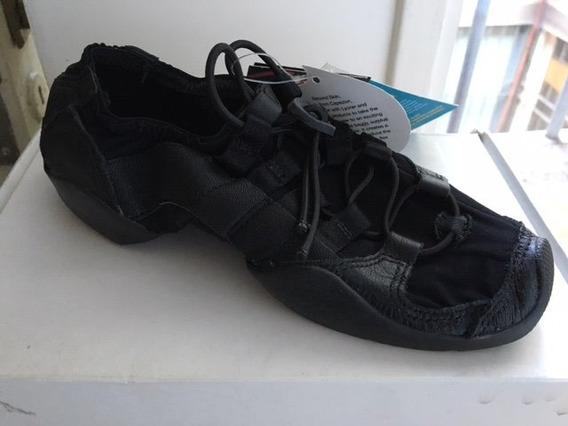 Zapatillas Jazz Capezio Matrix Talle 34 Danza Negras