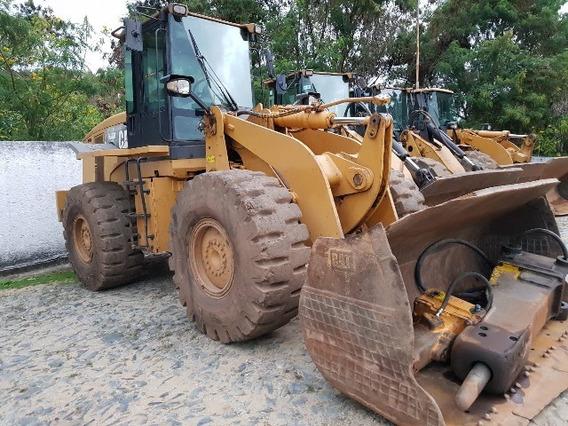 Pá Carregadeira Caterpillar 938h Ano 2010