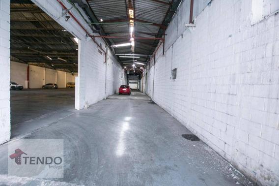 Galpão Comercial 2500 M² - Vila Nogueira - Diadema/sp - Ga0016