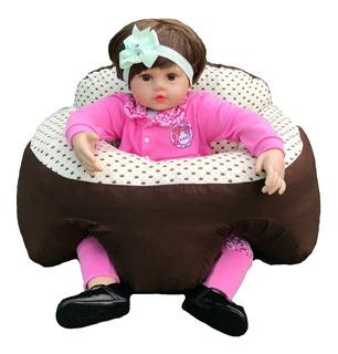 Baby Sit Almofada Bebe Sentar Poltrona Conforto