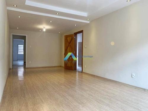 Casa Com 3 Dormitórios À Venda, 130 M² Por R$ 1.490.000 - Brooklin Paulista - São Paulo/sp - Ca0822