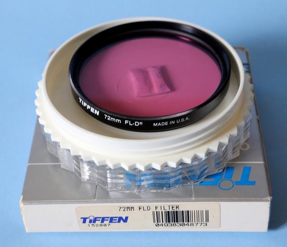 Tiffen Filtro Fl-d 72mm Multi Camadas Luz Fluorescente
