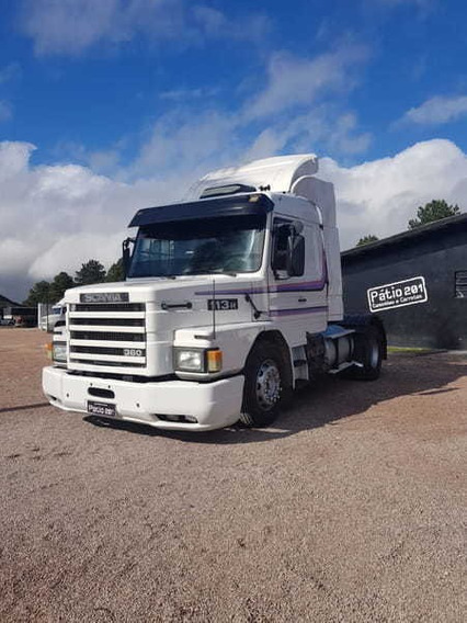 Scania T-113 H 360 4x2 Top-line 2p 1995 Cavalo