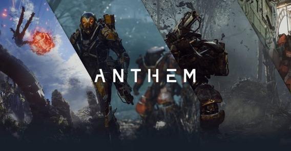 Anthem Standard Origin Pc Original Ação Digital Multijogador Online