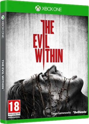 Jogo Evil Within Xbox One