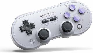 8bitdo Sn30 Pro Bluetooth Gamepad (sn Edition) - Nintendo Sw