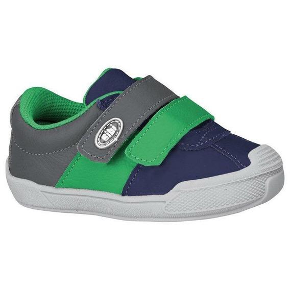 Tênis Bibi 736219 - Verde - Delabela Calçados