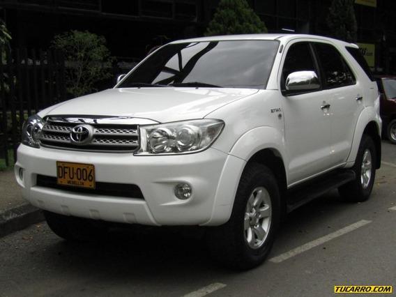 Toyota Fortuner Sr5 2700 Cc 7 Pjs