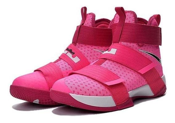 Tênis Lebron Xlll Soldier Shoes Esporte Basquete