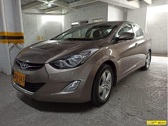 Hyundai I35 Elantra Gls 1.6