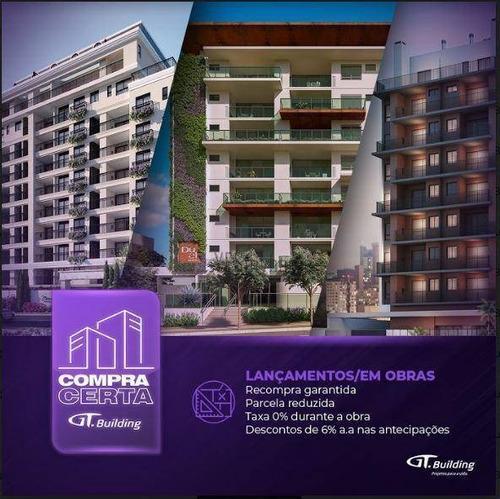 Apartamento Com 2 Dormitórios À Venda, 98 M² Por R$ 901.400,00 - Alto Da Glória - Curitiba/pr - Ap3300