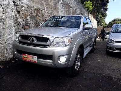 Toyota Hilux 2.7 Vvt-i Sr Cab. Dupla 4x2 Aut. 4p