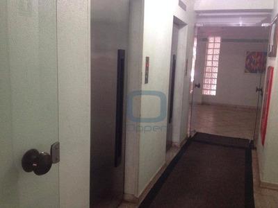 Kitnet Com 1 Dormitório Para Alugar Ou Venda, 37 M² - Bosque - Campinas/sp - Kn0016