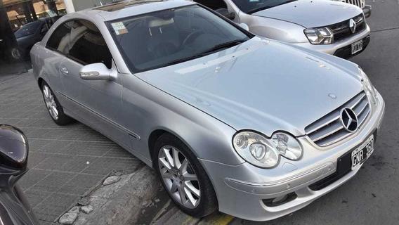 Mercedes-benz Clk 3.5 Clk350 - 2007. Yimi Automotoores.