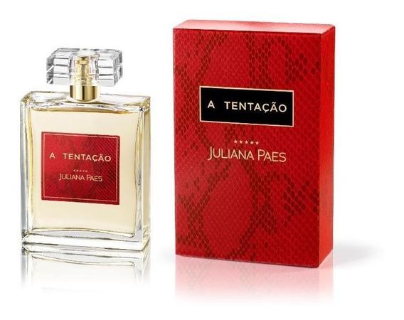 Perfume Juliana Paes A Tentação Deo Colônia 100ml