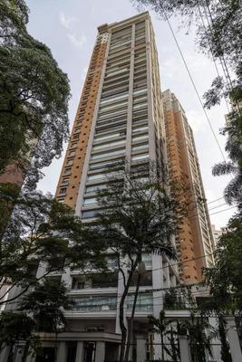 Apartamento Com 4 Dormitórios À Venda, 464 M² Por R$ 17.988.000 - Moema Pássaros - São Paulo/sp - Ap0749