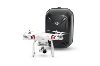 Dji Mochila Original Hard Shell Para Phantom 3 Std Adv Y Pro