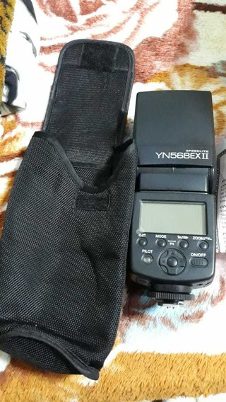 Flash Yongnuo 568 Exii Canon Com Defeito
