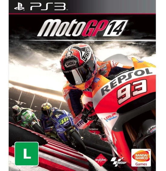 Moto Gp 14 Motogp Ps3 Playstation 3