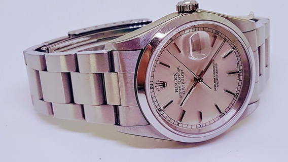 Rolex Date Just 36 Mm Zerado