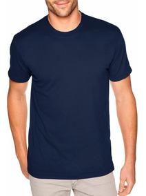 Camiseta Masculina Básica Roupa Atacado 100% Algodão Premium