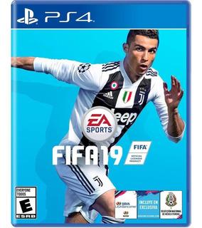 Fifa 19 2019 Ps4 Nuevo Sellado Original Tienda Gamers *_*