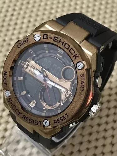 Relógio Masculino G Shock Steel
