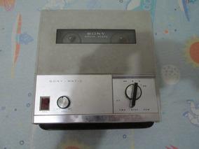 Deck De Rolo Sony Portátil No Estado