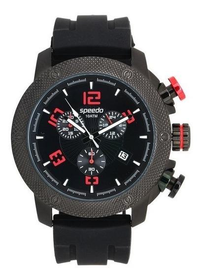 Relógio Speedo Preto 24853gpevpu1